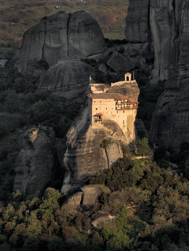 St. Nicholas monastery - Kalabaka